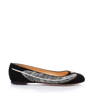 Charlotte OlympiaWomen's Designer Flat Shoes  - DARCY