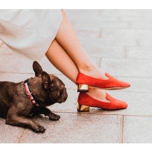 Repetto低跟鞋