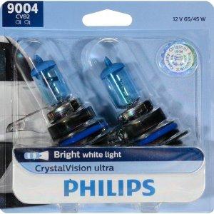 PhilipsCrystalVision Ultra 9004 升级灯泡 2只装