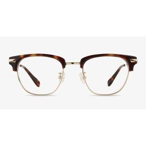 EyeBuyDirectIdentity | Tortoise Acetate Eyeglasses | EyeBuyDirect