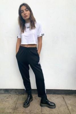 三道杠休闲裤