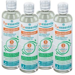 Puressentiel 4x250ml 除菌清洁啫喱热卖 去除99%的细菌