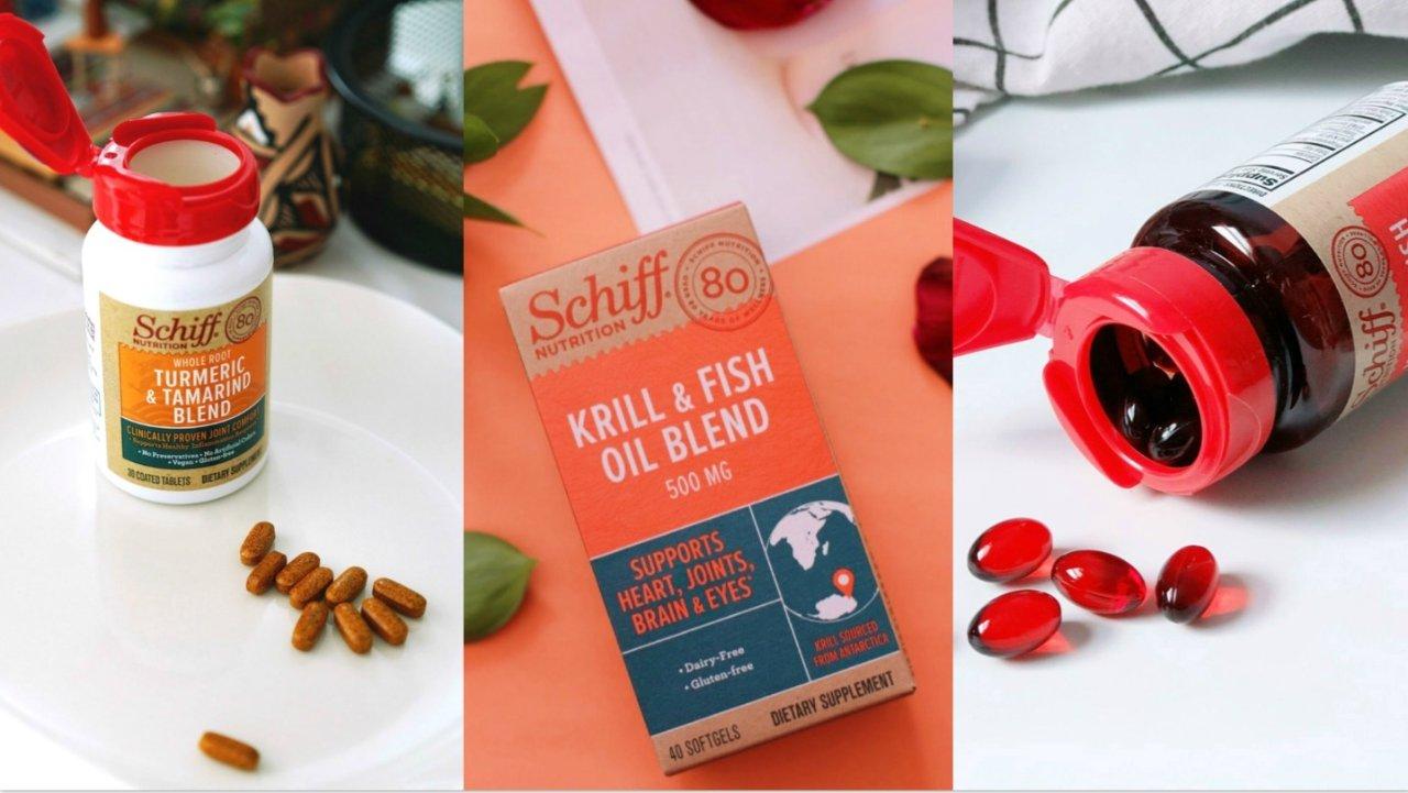 家中常备Schiff保健品,80年品牌质量保证,健康无忧!内含多款热门保健品实测