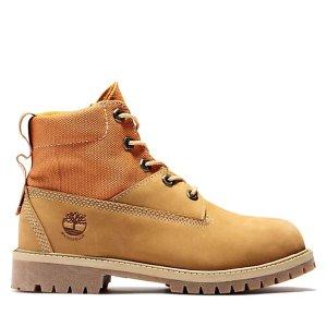 Timberland大儿童黄靴 35-40码有货