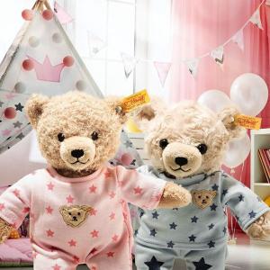 粉粉嫩嫩羊驼€19收STEIFF泰迪熊王牌热卖 超多小可爱等你带回家