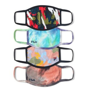 Buy any 3 mask for $30FILA's Favorites Cotton Mask