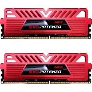 $59.99GeIL EVO POTENZA 16GB (2 x 8GB) DDR4 3000 Memory