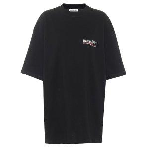 Balenciaga可乐T恤