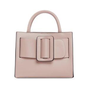 BoyyBobby 23 Leather Top Handle Bag