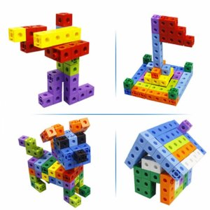 $8 Learning Resources Mathlink Cubes-100 @ Walmart