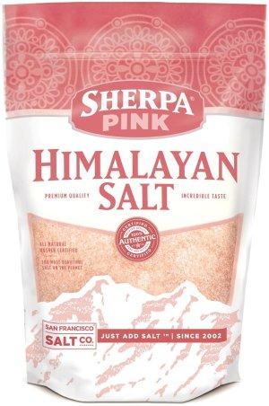 $7.99Sherpa 喜马拉雅粉盐 超细研磨 2磅
