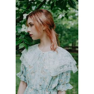 Ecru EmissaryLucia Dress