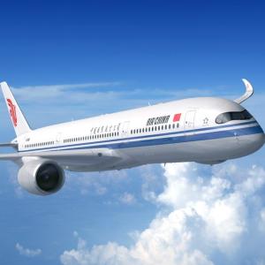 国航优选运价限时购 回国机票额外9.2折