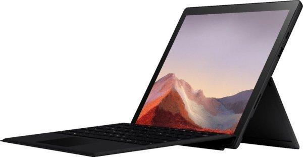 Surface Pro 7 i5 8GB 256GB + 键盘套