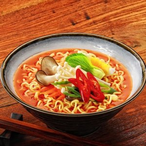 15% offsales select instant noodle and snack @ yamibuy