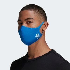 Adidas口罩三个装