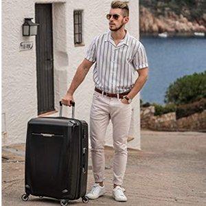 $140收2件套 单件仅$70限今天:Samsonite 新秀丽行李箱 出行最佳拍档 20寸和28寸组合入