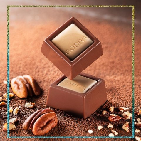 满£35享8.5折Godiva官网 奢华巧克力季中热促 精美礼盒补货