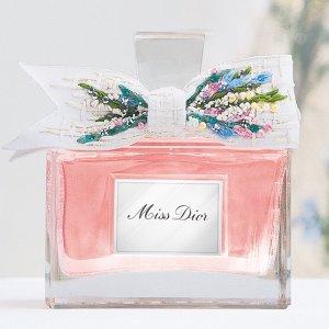 $99.99(原价$124)Christian Dior Miss Dior 迪奥女士香水 3.4oz