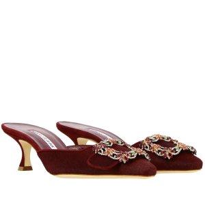 Manolo BlahnikShoes women Manolo Blahnik