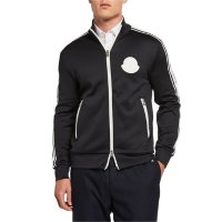 Moncler Men's Contrast-Trim 外套