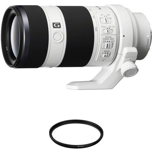 FE 70-200mm f/4 G OSS 镜头带滤镜