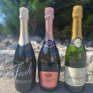 低至5.9折 收普罗塞克汽泡酒Wine Chateau 冰雪帝国香槟、拿破仑干邑白兰地等酒饮热卖