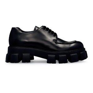 Prada乐福鞋