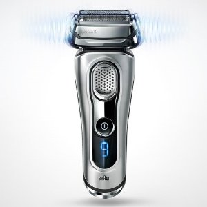 c40285813d3 Today Only  Braun Series 9 Men s Electric Foil Shaver with Wet   Dry  Integrated Precision