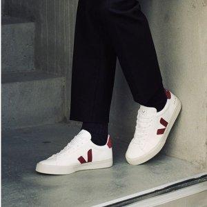 新款Condor跑鞋¥772+1双免邮中国Veja 小白鞋11.11首降7折热卖,男士经典款低至¥632