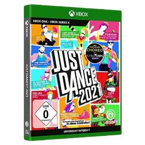 UBISOFTJust Dance 2021 Xbox One版