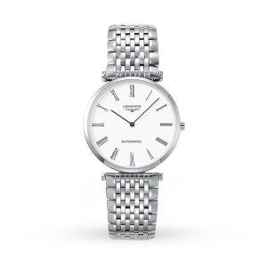 Longines36mm 银色女士腕表