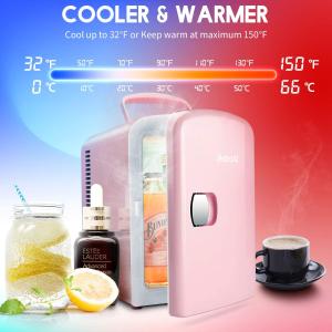 低至£35收迷你冰箱Amazon精选 少女心小冰箱 高颜值拉开每天好心情