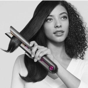 首创黑科技  最新测评已出上新:Dyson Corrale 多用途直发板 减少50%头发损伤