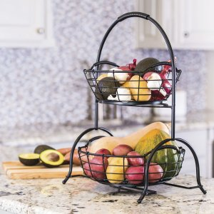 $4.91Two-Tier Countertop Basket Stand @ Sam's Club
