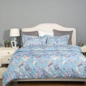 $12.49Bedsure 印花被罩+枕套套装