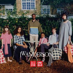 少女衬衣$49 袋鼠夹克$59Uniqlo x JW Anderson 2020最新合作系列发售 $4.9起收