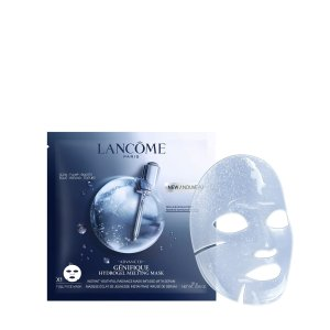 Lancome买小黑瓶精华或持妆粉底液免费送!小黑瓶面膜