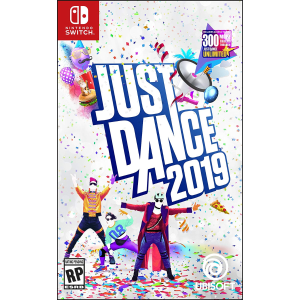 $29.99(原价$49.99) 参与度超高的火爆游戏Ubisoft Just Dance 2019 任天堂 switch版 聚会休闲小游戏