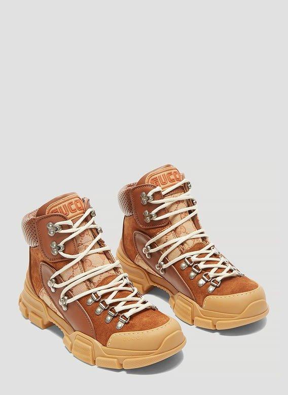 Flashtrek GG  复古高帮鞋