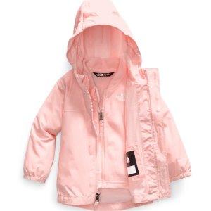 低至6折+包邮The North Face 童装户外服饰热卖 清仓区淘货