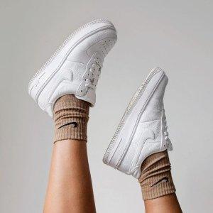 熊猫&纯白款$120收上新:Nike官网 Air Force1专场 百搭第一名 鞋控必备 清新配色