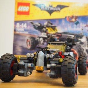 现价£42.49(原价£49.99)LEGO 蝙蝠侠大电影系列 70905 蝙蝠战车