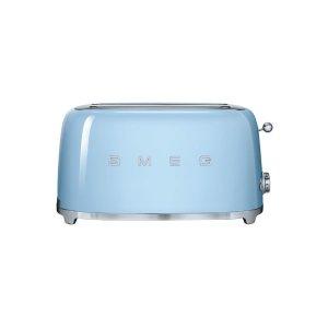 Smeg50's Style Longslot 4 Slice 吐司机