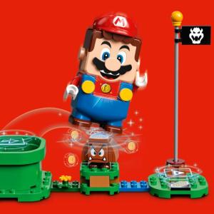 开放预定+送礼新品上市:Lego 乐高超级玛丽合作款 冒险入门套装71360