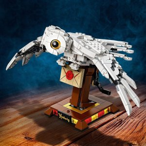 无门槛8.5折 €34.8收海德薇LEGO 新品上线大促 哈利波特、迪士尼、小黄人系列等你收