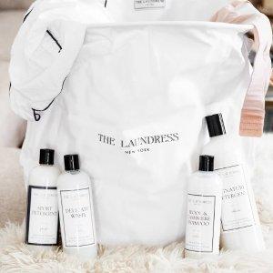 最后一天:The Laundress 明星洗衣液超值组合,居家干洗必备