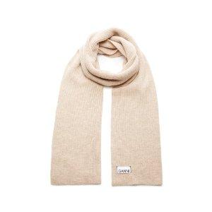 Ganni围巾