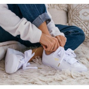 new style e8bae fdc2f Last Day: Women's Bow & Heart Shoes @ PUMA Up to 75% Off ...