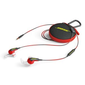 $39 (原价$99)补货:Bose SoundSport 通勤鲨鱼鳍耳塞, iOS/安卓版 四色可选